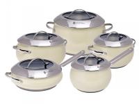 Yamateru Yamateru 4991007 Набор из 10 предметов Midori Комплект посуды