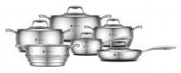 Yamateru Yamateru 4991009 Набор из 11 предметов Haru Комплект посуды