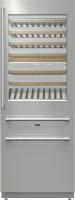Asko Asko RWF2826S Двухкамерный холодильник