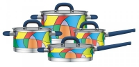 Yamateru Yamateru YTASET8S Набор из 8 предметов Takara S Комплект посуды